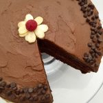 Vegan Chocolate Layer Cake-Gabrielle Panepinto Reiser