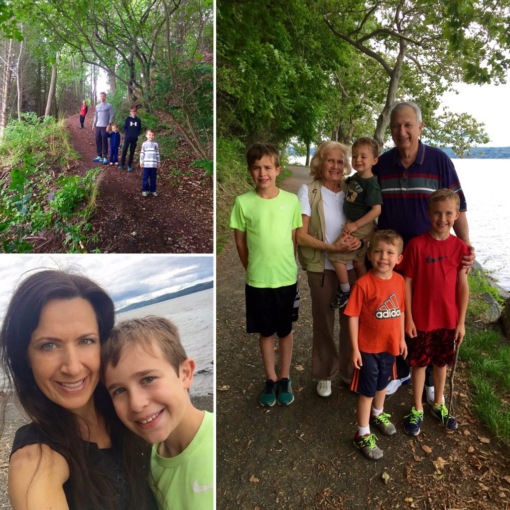 Family Hike Nyack - July 2016 - runcooklaugh.com