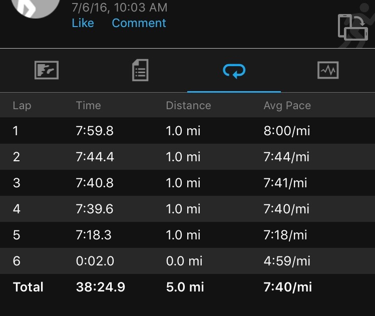Steamtown Marathon Training - Week 1 Complete - runcooklaugh.com