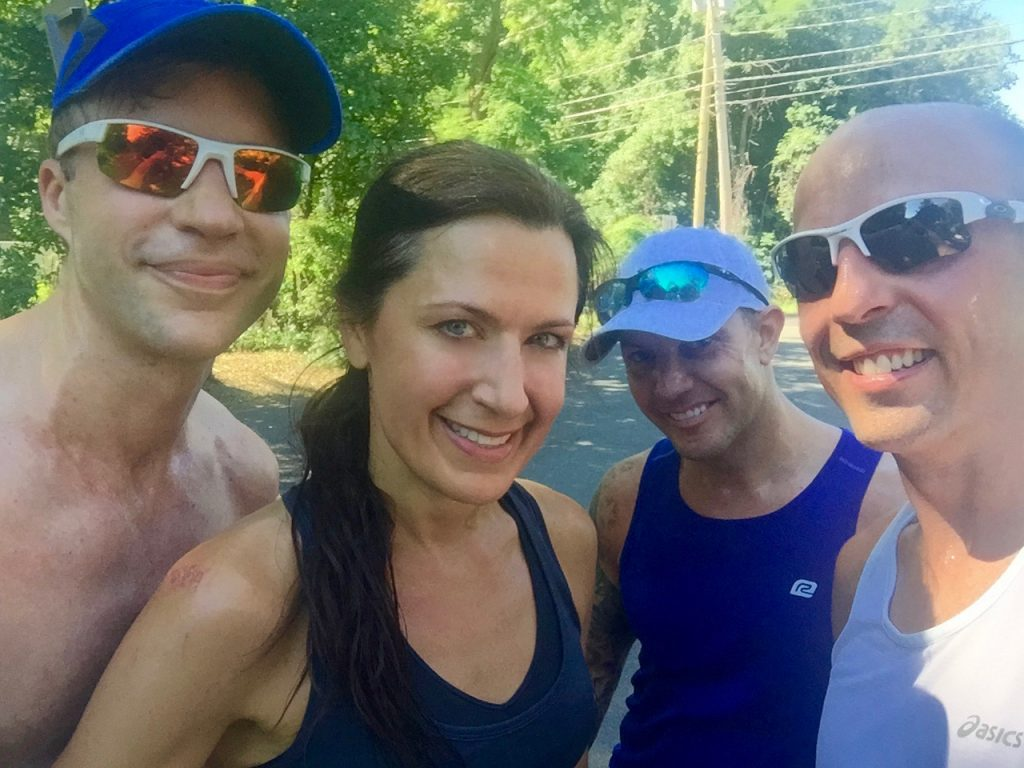 Steamtown Marathon Training - Week 3 - Dr. Mama to the Rescue - runcooklaugh.com