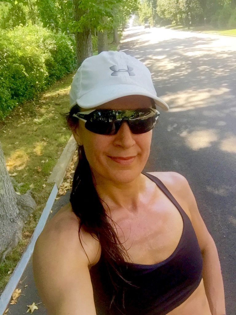 Steamtown Marathon Training 2016 - Week 8 - No Pain No Gain! - runcooklaugh.com