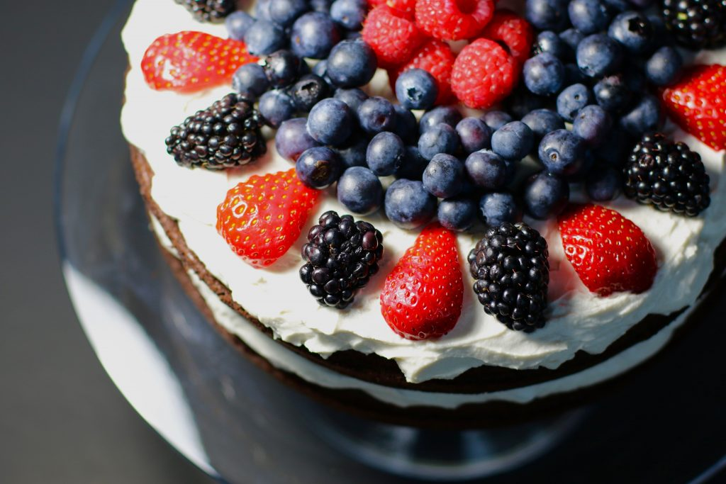 Delicious Chocolate Layer Cake with Coconut Frosting (Gluten Free, Vegan) - runcooklaugh.com